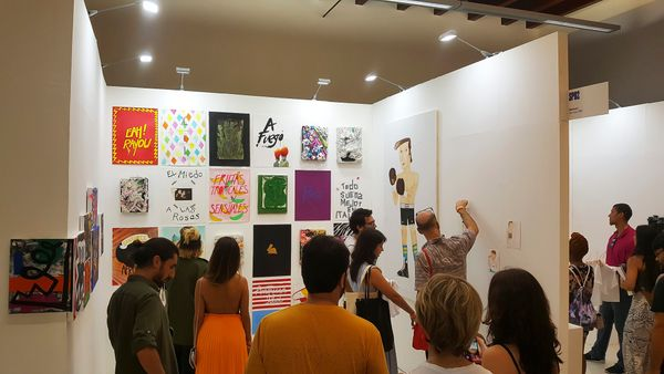 National@MECA Art Fair 2017